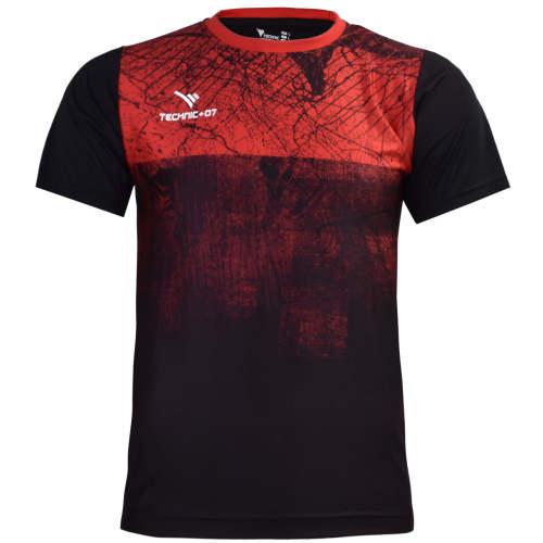 تی شرت ورزشی مردانه تکنیک اسپرت کد TS134