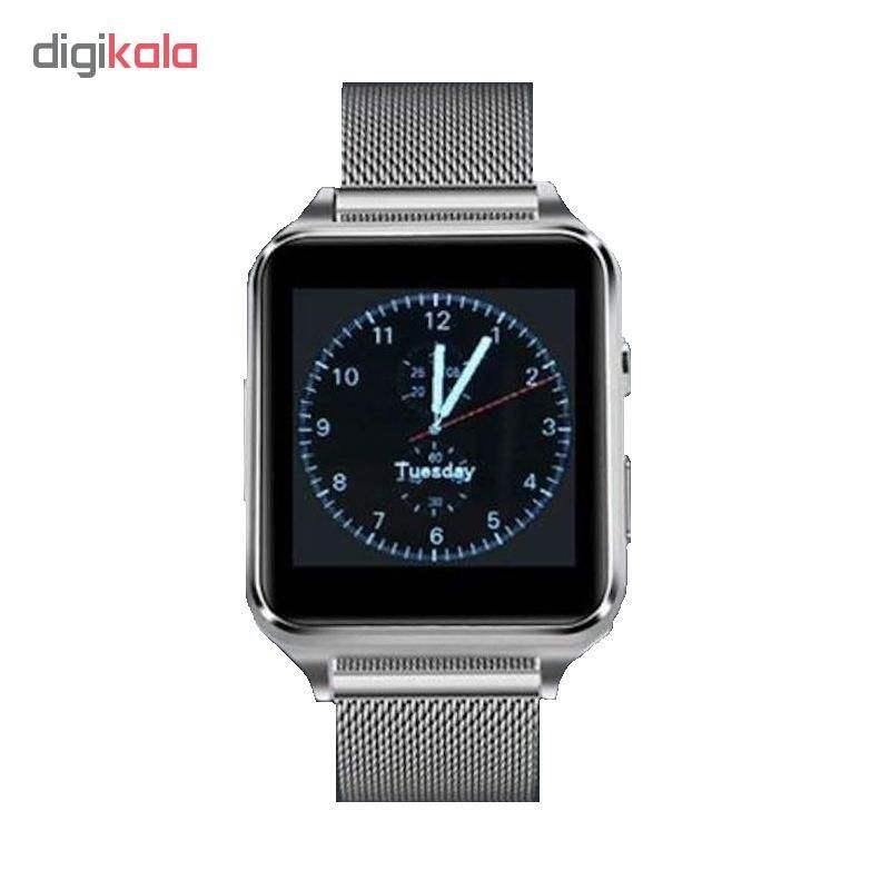 ساعت هوشمند مدل smrt120 به همراه بند main 1 1
