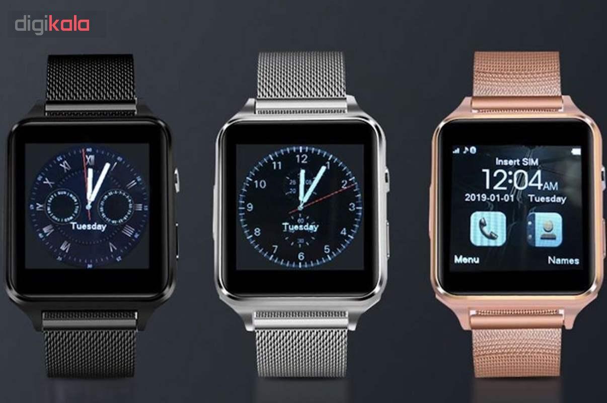ساعت هوشمند مدل smrt120 به همراه بند main 1 2