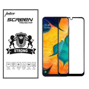 محافظ صفحه نمایش 6D پتر مدل STRONG مناسب برای گوشی موبایل سامسونگ Galaxy A10