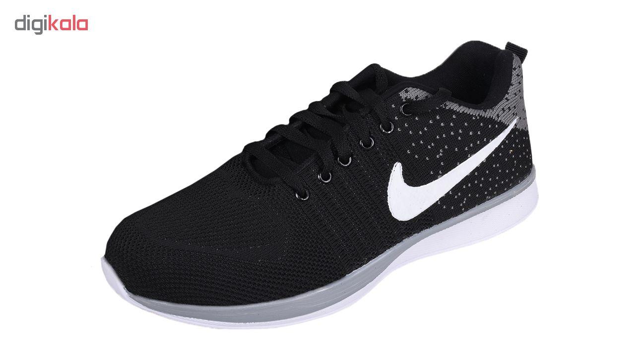 کفش مخصوص پیاده روی مردانه کد  1-1396081