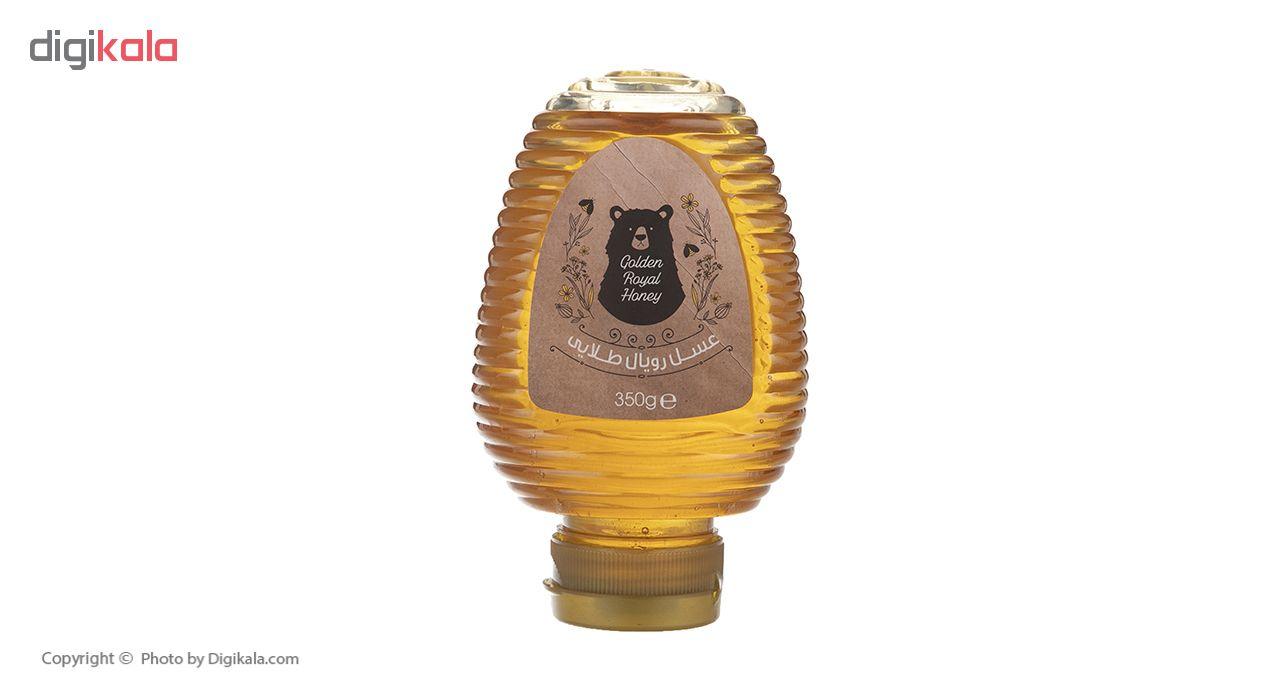 عسل رویال طلایی - 350 گرم