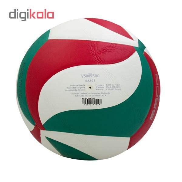 توپ والیبال مدل VSM 5500 main 1 2