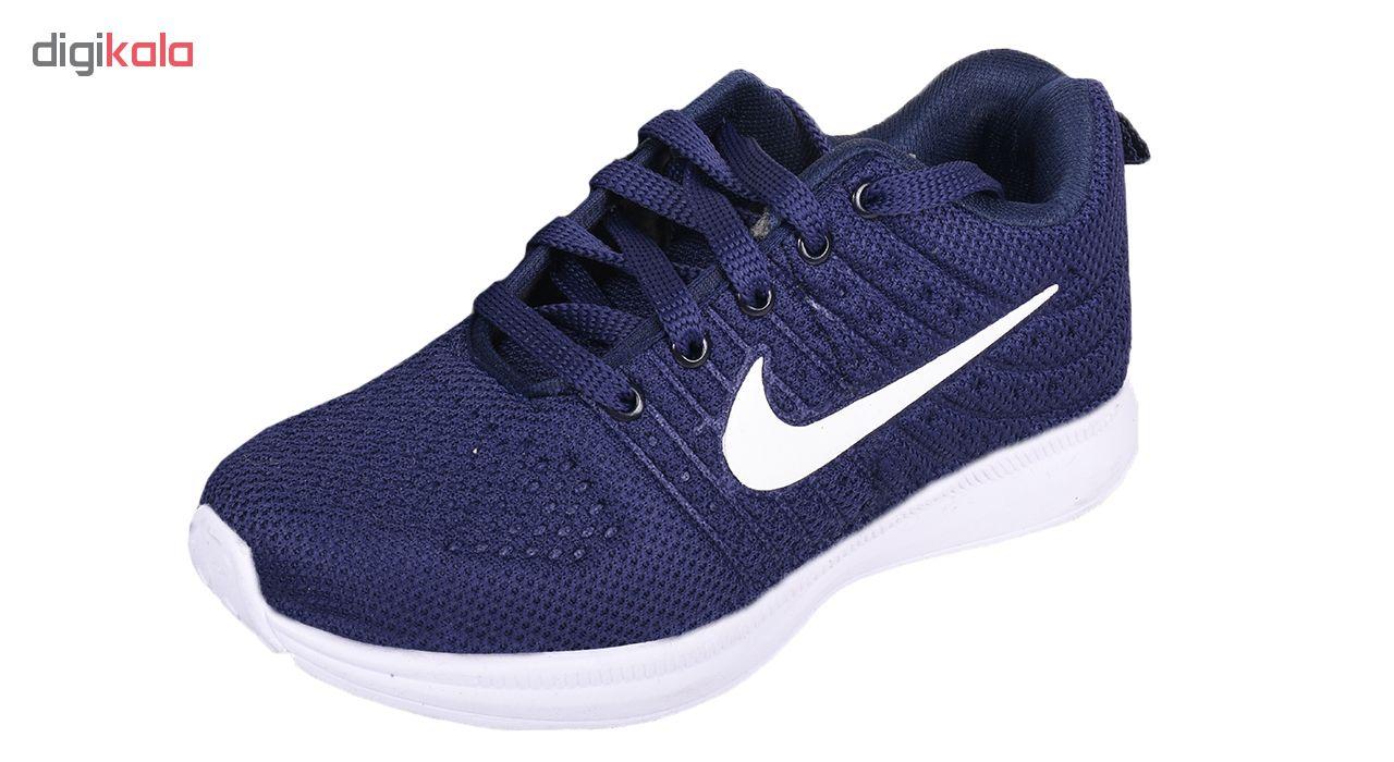 کفش مخصوص پیاده روی مردانه کد 13-1-1396041