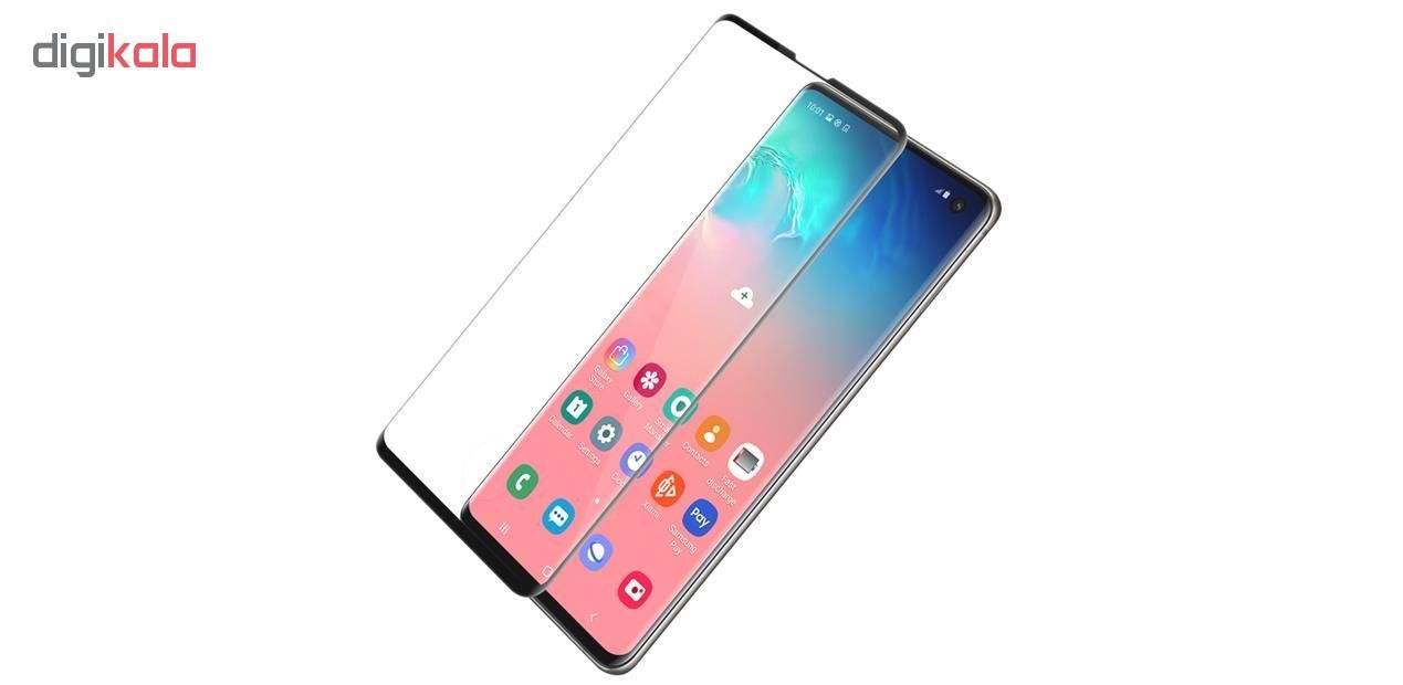 محافظ صفحه نمایش یو آر مدل SGS مناسب برای گوشی موبایل سامسونگ Galaxy S10 Plus main 1 5