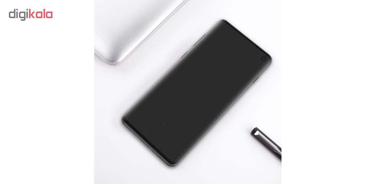 محافظ صفحه نمایش یو آر مدل SGS مناسب برای گوشی موبایل سامسونگ Galaxy S10 Plus main 1 13