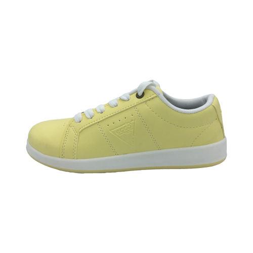 کفش مخصوص پیاده روی دخترانه مدل VA-n رنگ لیمویی