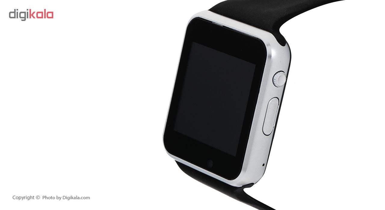 ساعت هوشمند جی-تب مدل W101 Hero به همراه باتری یدک main 1 3