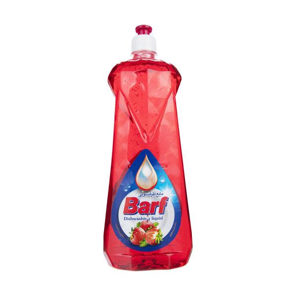 مایع ظرفشویی برف مدل Strawberry مقدار 1000 گرم