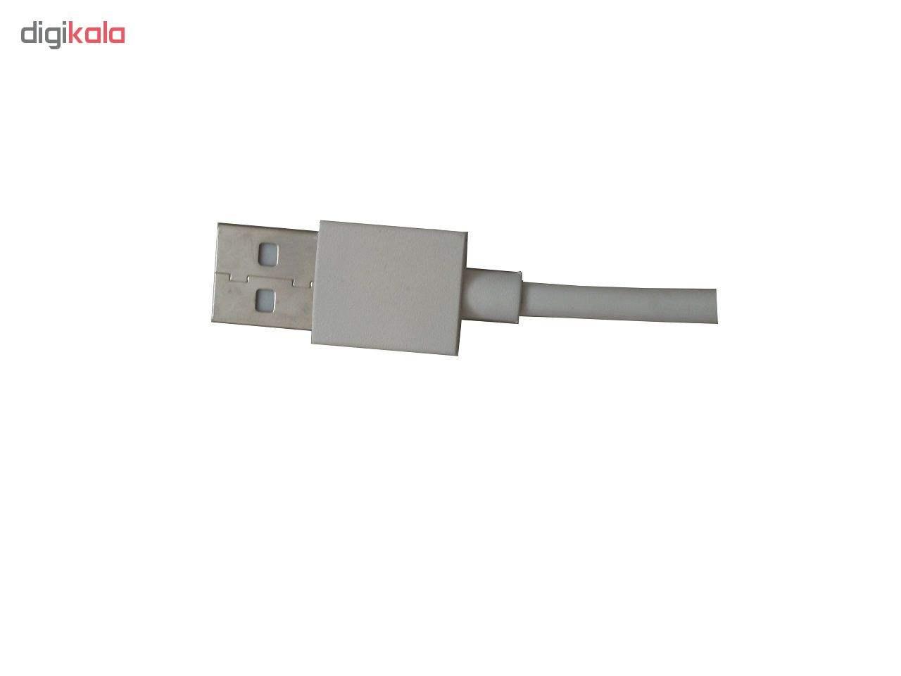 کابل تبدیل USB به microUSB کد 545848 طول 0.2 متر main 1 1
