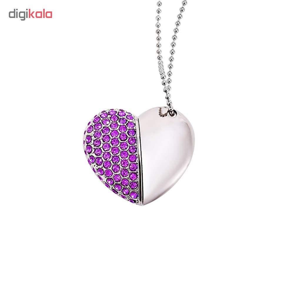 فلش مموری مدل heart6004 ظرفیت 16 گیگابایت thumb 9