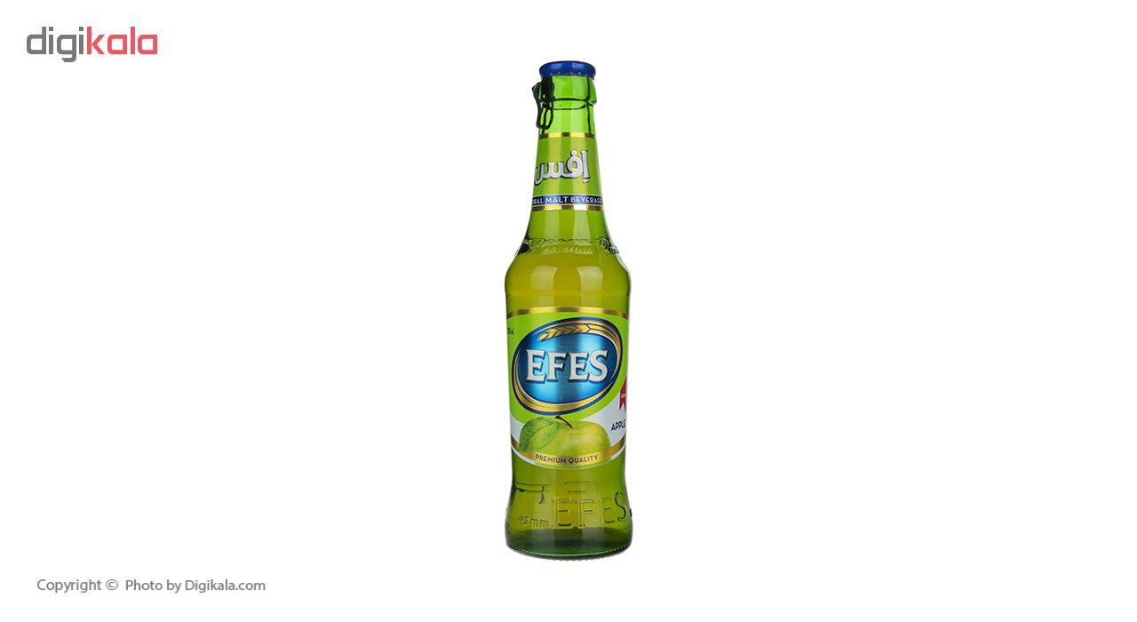 نوشیدنی مالت با طعم سیب افس مقدار 0.33 لیتر