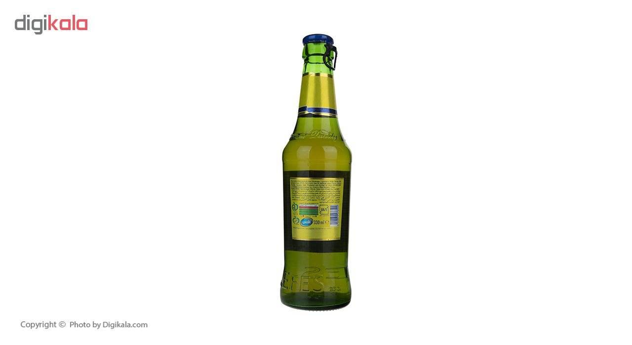 نوشیدنی مالت با طعم لیمو افس - 330 میلی لیتر main 1 2