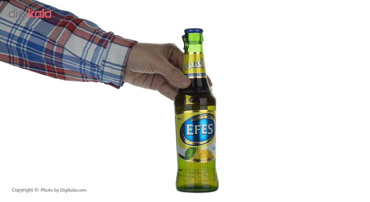 نوشیدنی مالت با طعم لیمو افس - 330 میلی لیتر main 1 4