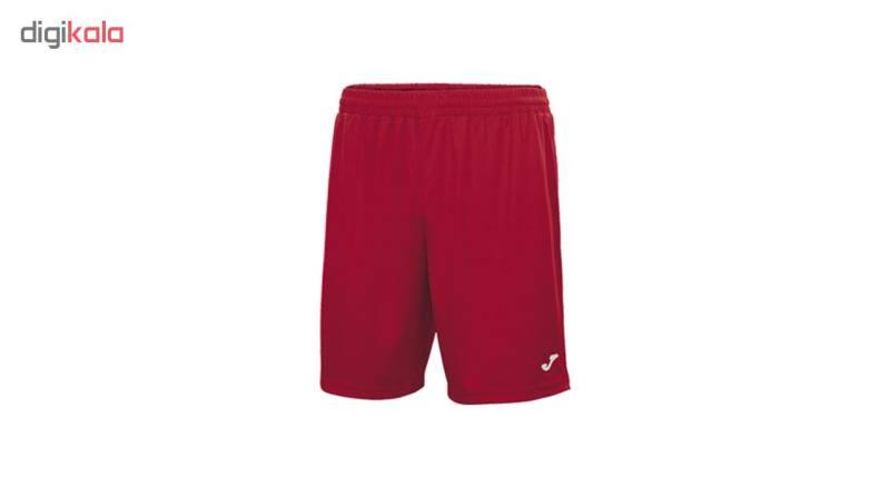 ست پیراهن و شلوارک ورزشی مردانه جوما مدل LIG