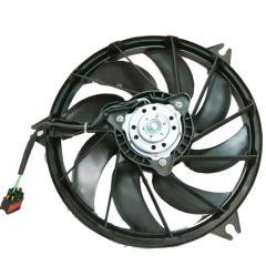 موتور و پروانه فن رادیاتور ایساکو کد 2508 مناسب برای پژو 206 و رانا و207
