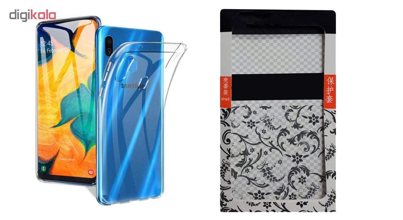 کاور مدل je03 مناسب برای گوشی موبایل سامسونگ galaxy a20 2019 main 1 1