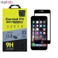 محافظ صفحه نمایش سون الون مدل Fls مناسب برای گوشی موبایل اپل IPhone 6 / 6S thumb 1