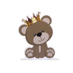 عکس استند تولد طرح  خرس تدی پسر