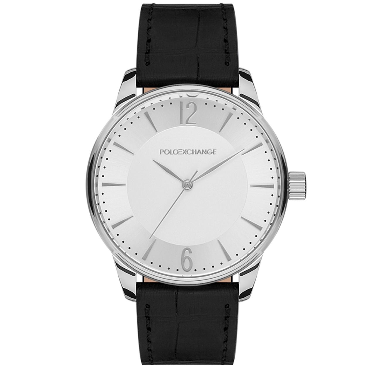 ساعت مچی عقربه ای مردانه پولواکسچینج مدل PX0134-01