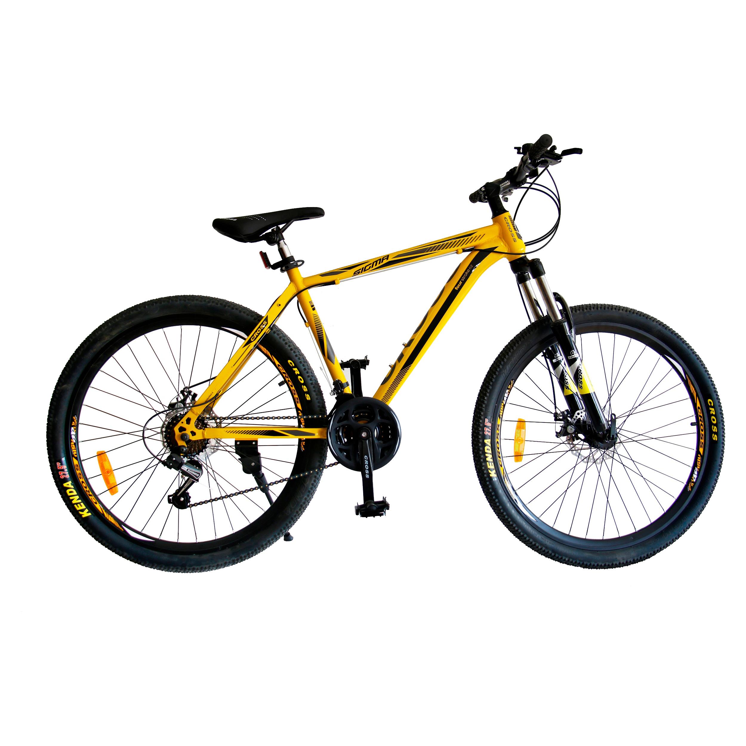 خرید                     دوچرخه کوهستان کراس مدل SIGMA سایز 27.5
