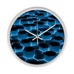 ساعت دیواری مینی مال لاکچری مدل 35Dio3_0063 thumb