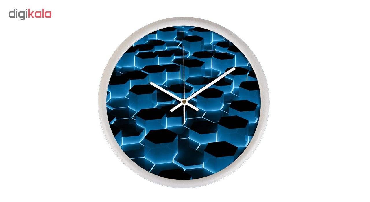ساعت دیواری مینی مال لاکچری مدل 35Dio3_0063 main 1 1
