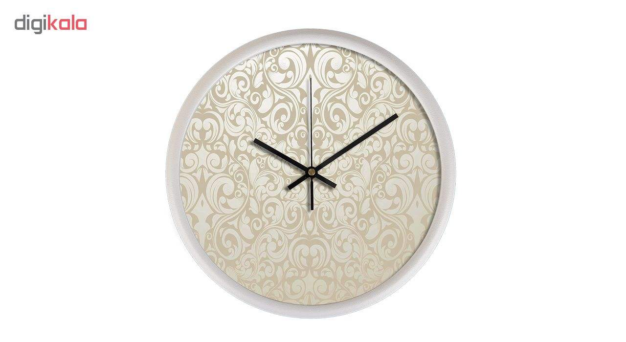 ساعت دیواری مینی مال لاکچری مدل 35Dio3_0068 main 1 1