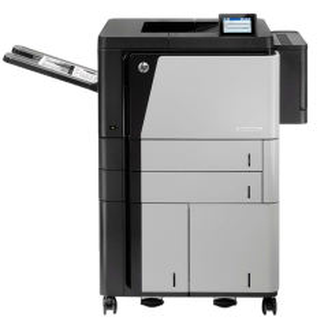 پرینتر لیزری اچ پی مدل LaserJet Enterprise M806x Plus