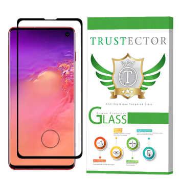محافظ صفحه نمایش تراستکتور مدل GSS مناسب برای گوشی موبایل سامسونگ Galaxy S10