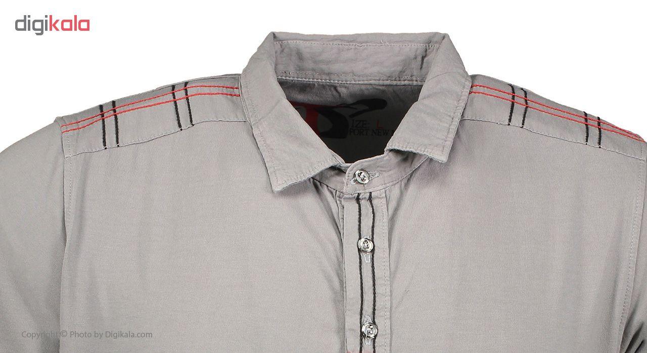 تی شرت آستین کوتاه مردانه تی اس کد btt 329-2
