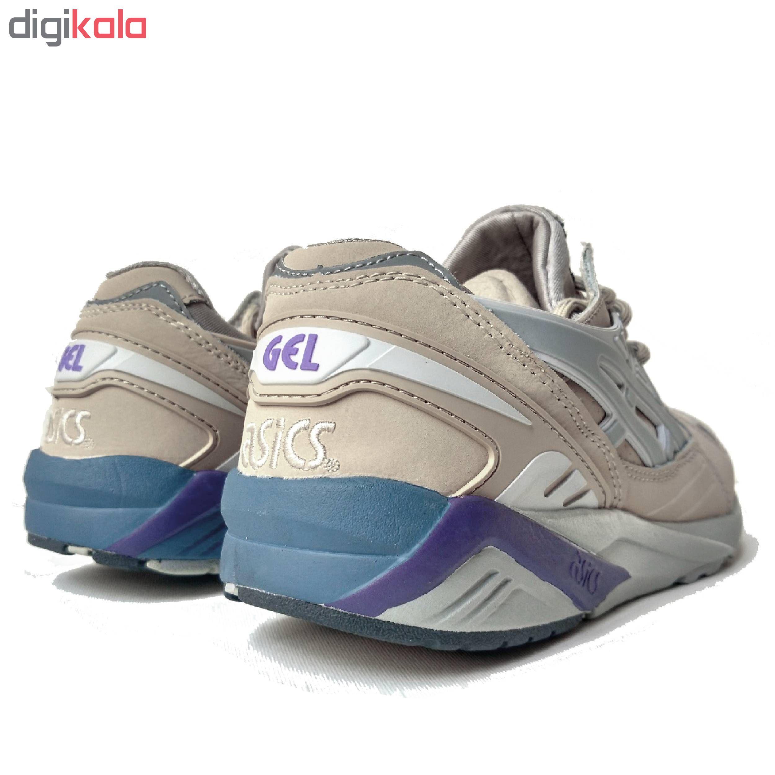 کفش پیاده روی و دویدن مردانه اسیکس مدل Gel kayano