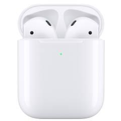 هدفون بی سیم اپل مدل AirPods New Generation همراه با محفظه شارژ بیسیم