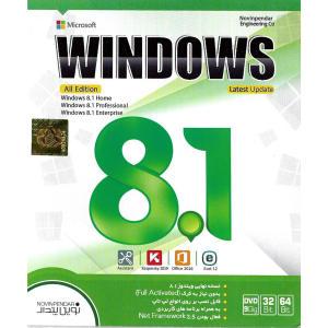 سیستم عامل windows 8.1  نشر نوین پندار thumb