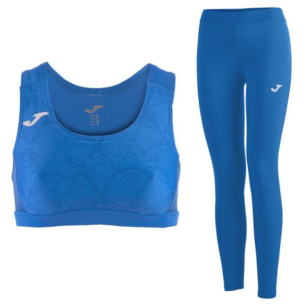 ست نیم تنه و لگینگ ورزشی زنانه جوما مدل RECORD 700