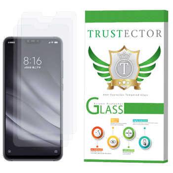 محافظ صفحه نمایش تراستکتور مدل GLS مناسب برای گوشی موبایل شیائومی Mi 8 Lite بسته 3 عددی