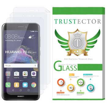 محافظ صفحه نمایش تراستکتور مدل GNF مناسب برای گوشی موبایل هوآوی P8 Lite 2017 / آنر 8 Lite بسته سه عددی
