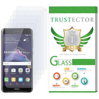 محافظ صفحه نمایش تراستکتور مدل GNF مناسب برای گوشی موبایل هوآوی P8 Lite 2017 / آنر 8 Lite بسته پنج عددی