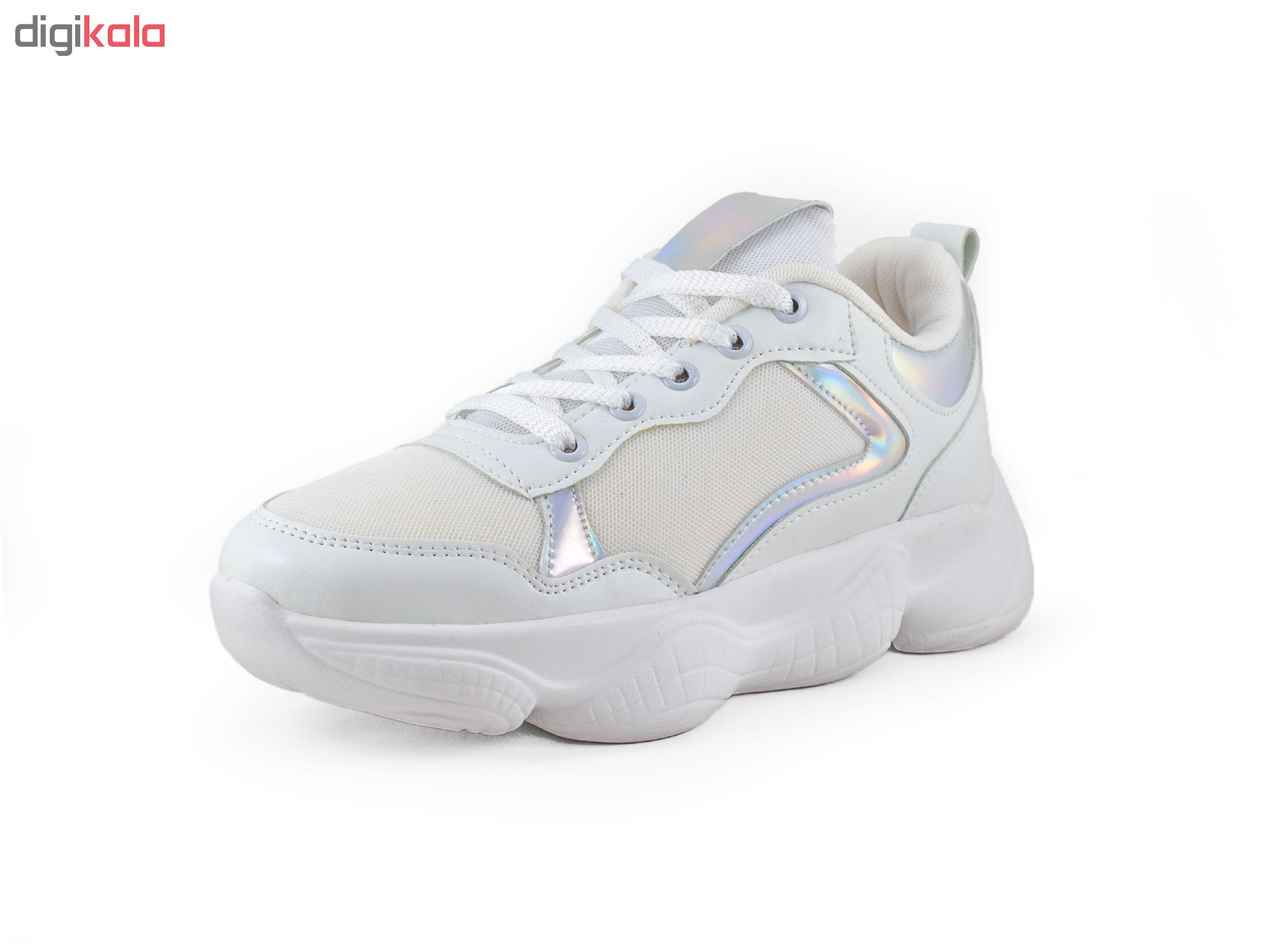 کفش مخصوص پیاده روی زنانه  کد 4127