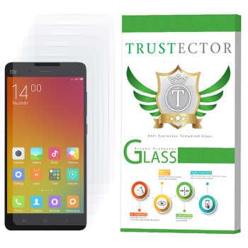 محافظ صفحه نمایش تراستکتور مدل GLS مناسب برای گوشی موبایل شیائومی Mi 4 بسته 5 عددی