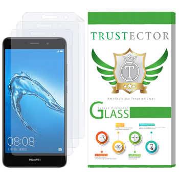محافظ صفحه نمایش تراستکتور مدل GNF مناسب برای گوشی موبایل هوآوی Y7 Prime بسته سه عددی