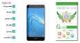 محافظ صفحه نمایش تراستکتور مدل GNF مناسب برای گوشی موبایل هوآوی Y7 Prime thumb 2
