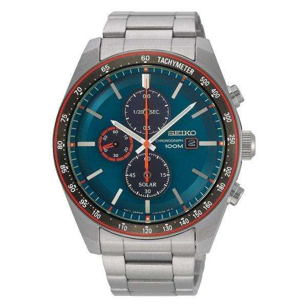 ساعت مچی عقربه ای مردانه سیکو  مدل  SSC717P1