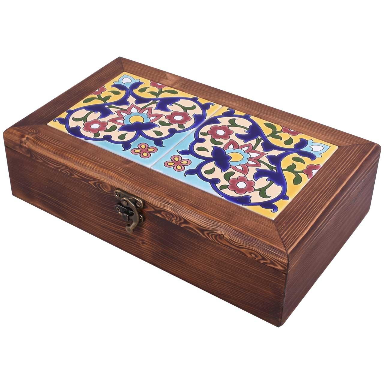 جعبه هدیه طرح محرابی مدل 06-20