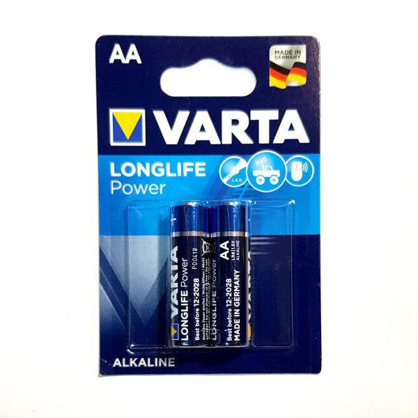 باتری قلمی وارتا مدل LP-LR6AA بسته 2 عددی