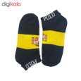 جوراب مردانه طرح پرچم اسپانیا thumb 1