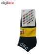 جوراب مردانه طرح پرچم اسپانیا thumb 2
