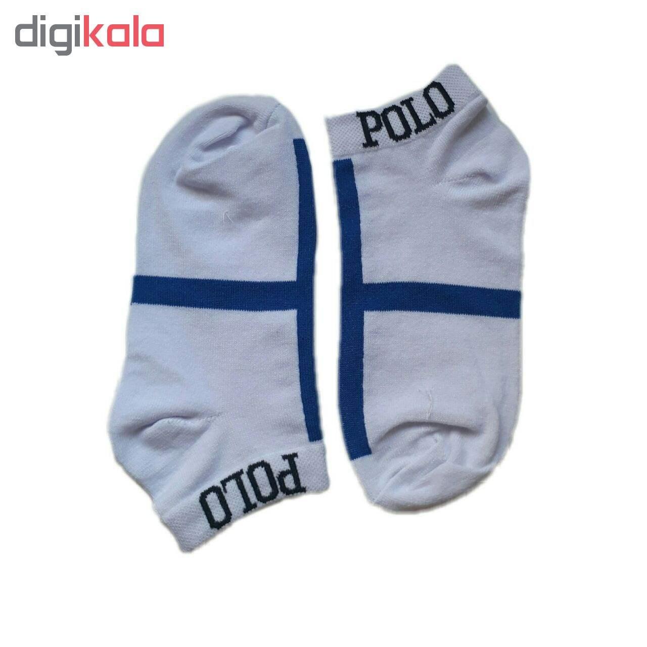 جوراب مردانه کد PO03 main 1 1
