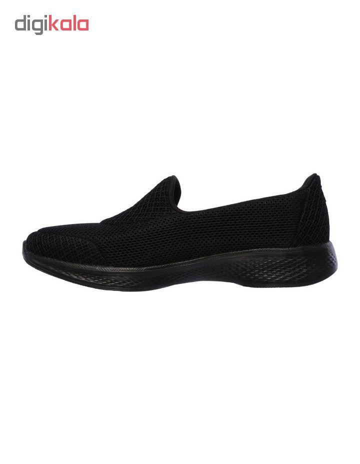 کفش مخصوص پیاده روی زنانه اسکچرز مدل  14170BBK