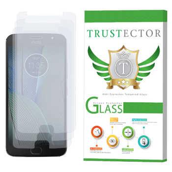 محافظ صفحه نمایش تراستکتور مدل GLS مناسب برای گوشی موبایل موتورولا Moto G5S Plus بسته 3 عددی